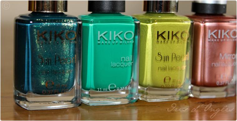 Mon avis sur... Les soldes chez Kiko! (ou la fin de tes économies...)