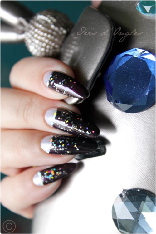 """Nail Art """"Burlesque"""" (l) (l)"""