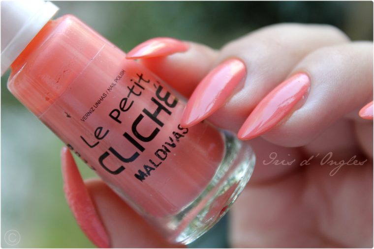 Test: vernis Maldivas de chez Cliché (collection Le Petit Cliché)! (l)