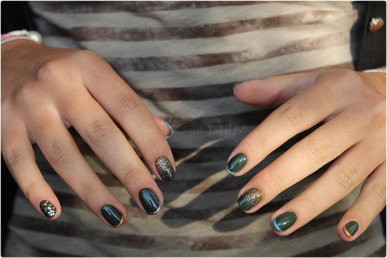 "Nail Art ""Haute Couture 2"" !"