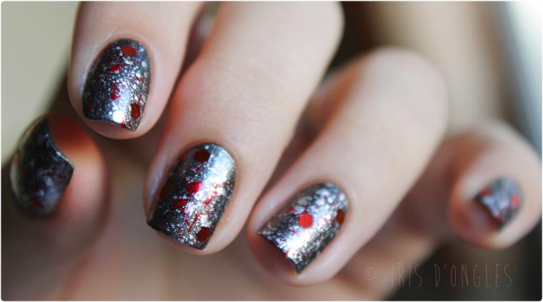 """Nail Art """"Halloween 2013"""" !"""