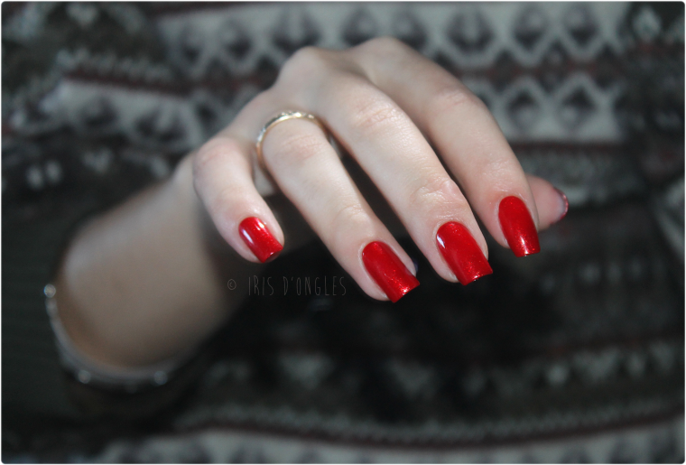 Test: vernis The Spy Who Loved Me de chez OPI ! (l) (l)