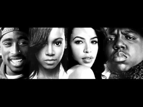 2pac VS Lisa lopes VS Aaliyah VS Biggie
