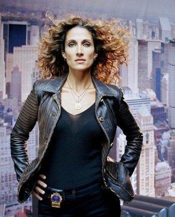 Melina Kanakaredes les experts Manhattan