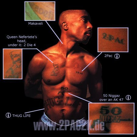 2pac tatto cou est abdominaux
