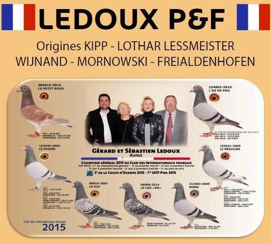 Lot N° 2 Gérard LEDOUX
