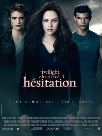 twilight 2 : tentation