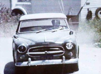 Quelques voitures de films