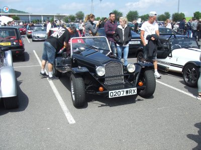 BENTLEY - MORGAN - MINI