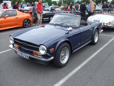 TRIUMPH - MG etc