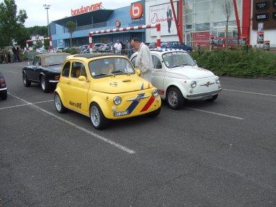 FERRARI - MASERATI -DE TOMASO -FIAT