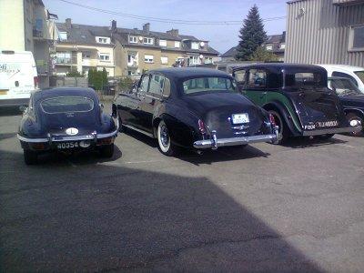ROLLS - ASTON - BMW - FERRARI - JAGUAR