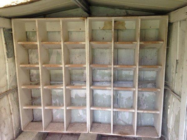 Vend casier jeune 12 cases