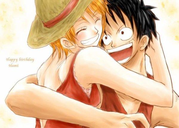 Mdrrrr la tête de Luffy x)