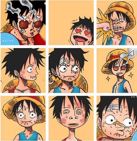 Une des raisons pour laquelle j'adore One Piece xDDD