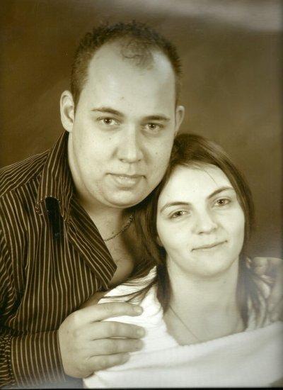 moi et mon amour  en mai 2011