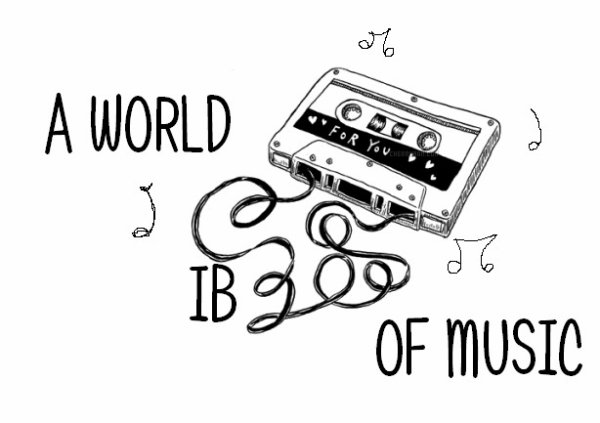 music is my rainbow ,
