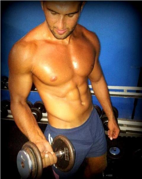 i workout;)