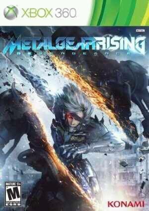 Metal Gear Rising Revengeance  Konami
