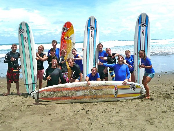 Sunset Surf - Costa Rica Surf Camp
