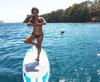 Yoga sur l'eau mdr