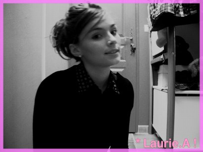 x Laurie!___6 Novembre___Love' ♥___Marseille (13)___italienne'    * Comme on dit souvent la vie te donne des choses et te les reprend.