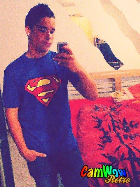 -Superman :$