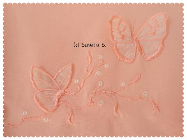 Rose papillon