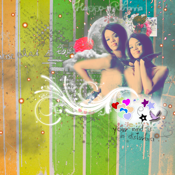 Happy-Rihanna . ◊ . R o b y n ` R i r i . F e n t y . ♥ . ~ D O S S I E R : » Biographie .