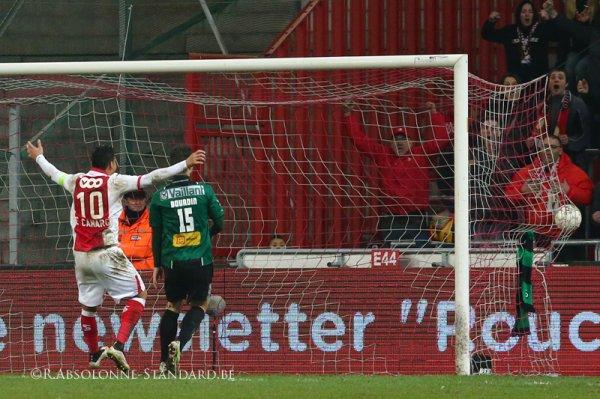 Jupiler Pro League: Journée 28: Standard 1-0 CS Bruges
