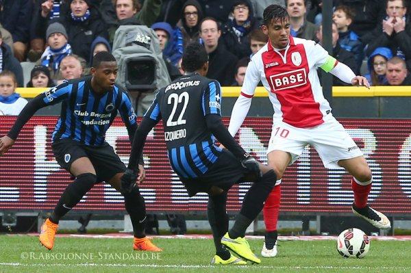 Jupiler Pro League: Journée01 PO1: FC Bruges 2-1 Standard