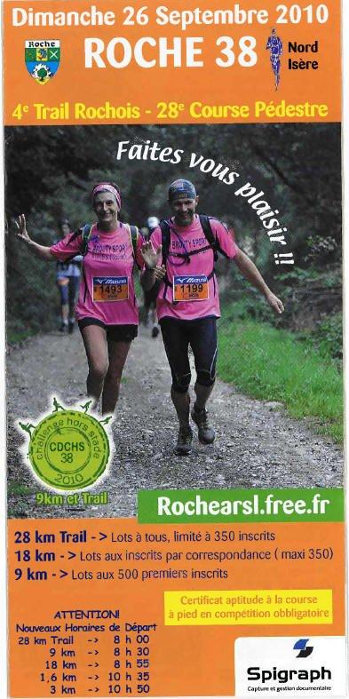 trail rochois