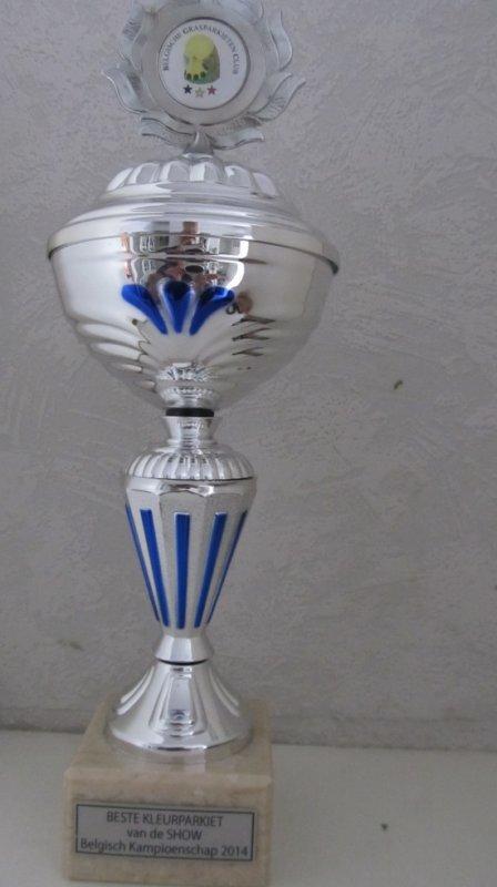 champion de Belgique POC au BGC 2014