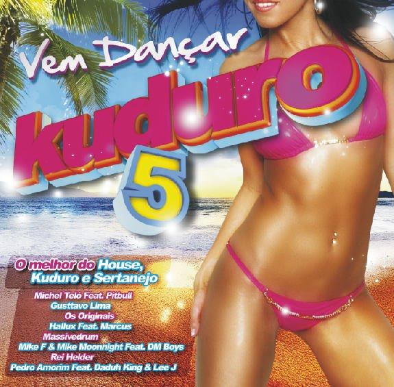 Vem Dançar Kuduro 5 - www.musi / Lé Dá (2012)