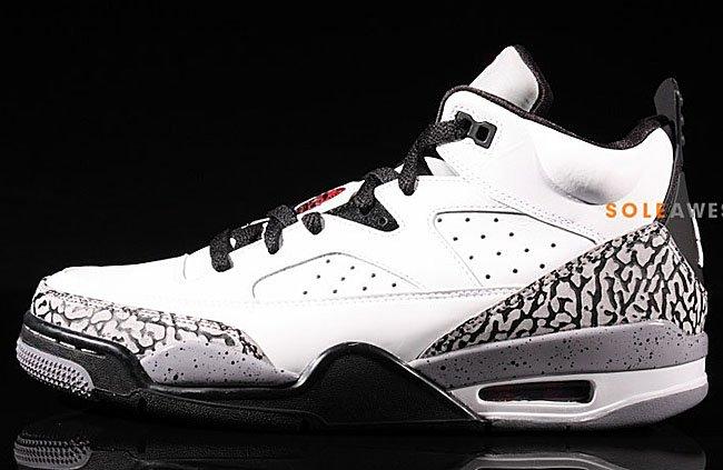 2013 Air Jordan Son Of Mars Low Cement