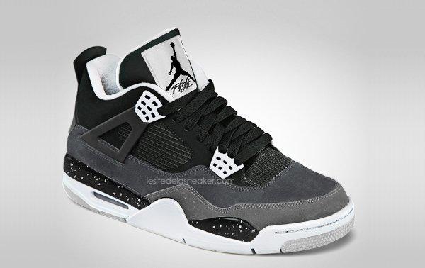 Air Jordan 4 Oreo 2013