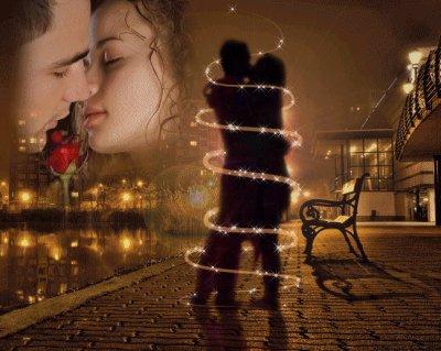 kiss d'amour...?