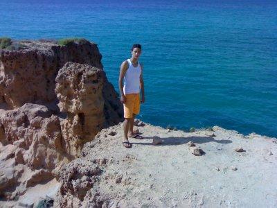 ME In The Beach!!!