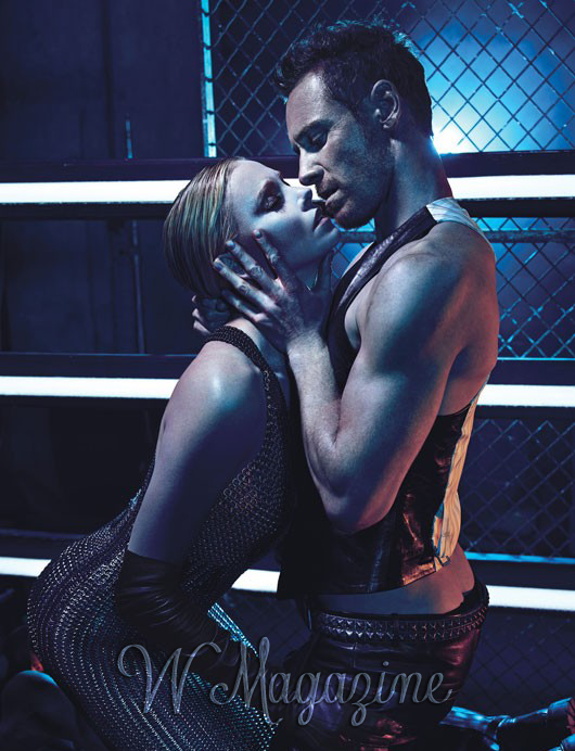 We Love Charlize Theron______________Article N°2 _____________Photoshoot