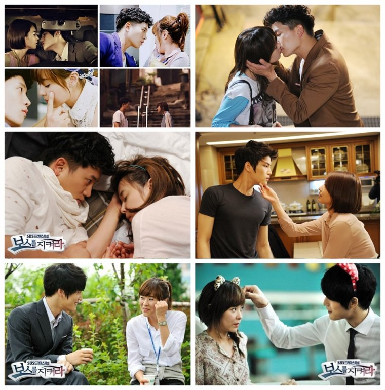 9# Protect the boss