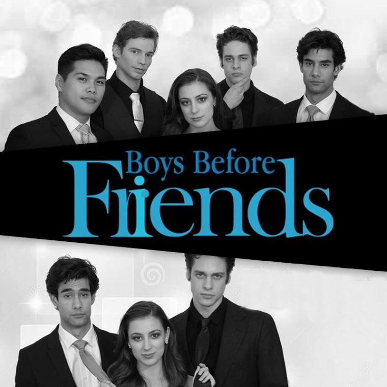 70# Boys Before Friends