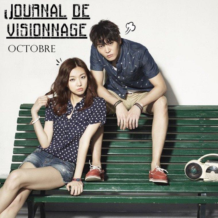 Journal de visionnage - Octobre 2014