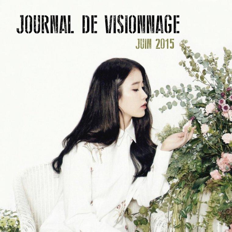Journal de Visionnage - Juin 2015