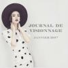 Journal de Visionnage - Janvier 2017