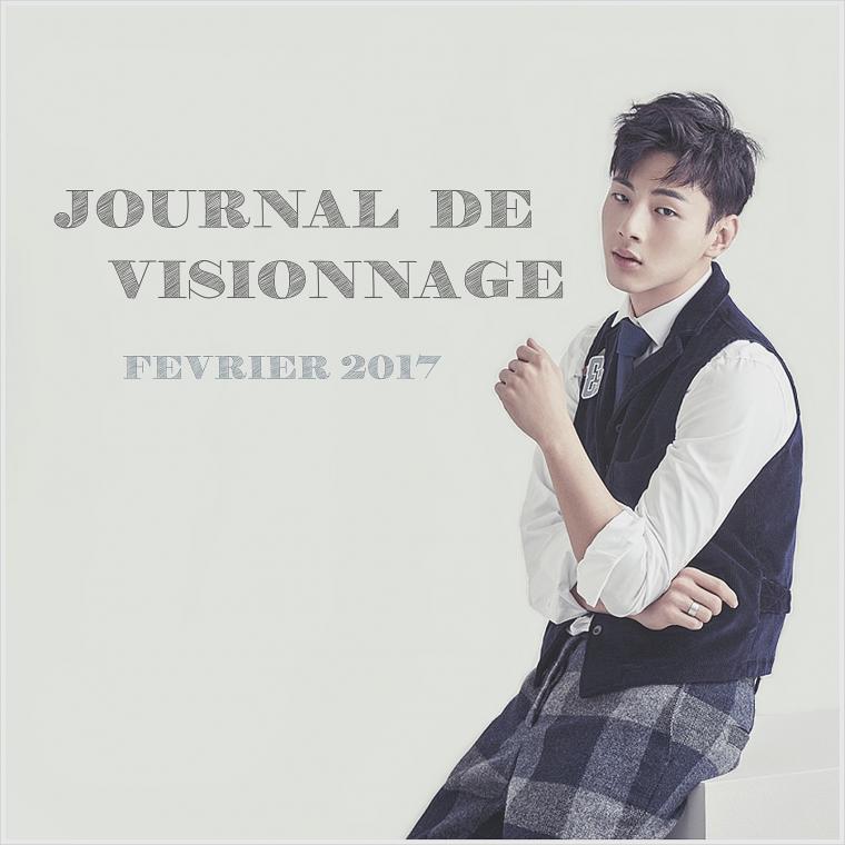 Journal de Visionnage - Février 2017