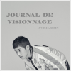 Journal de Visionnage - Avril 2018