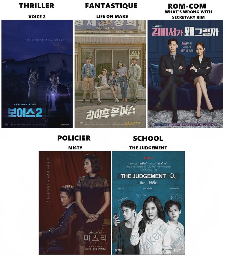 Bilan Dramatage 2018 | Partie 1