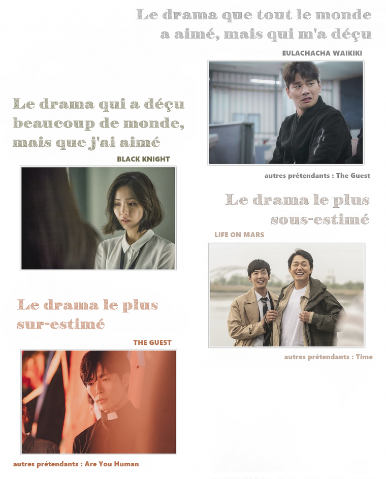 Bilan Dramatage 2018 | Partie 2