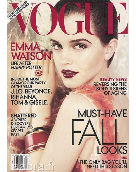 Emma Watson, atrice (Harry Potter, Le monde de Charlie) Top ou Flop?