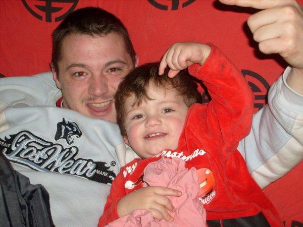 tommy et son papa